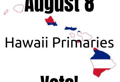 Party Affiliation is Not a Primary Factor in Hawaii's Unique Voting Process