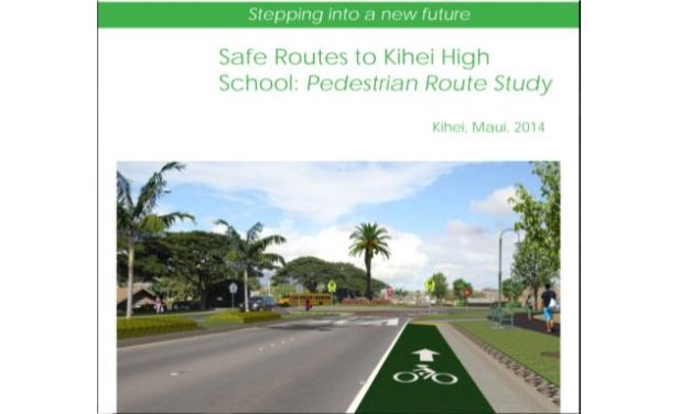 UPDATE- MEETING THIS WED AT 9:30 AM***Over/Underpass Pedestrian Safety Question Unsettled for Kihei's New High School