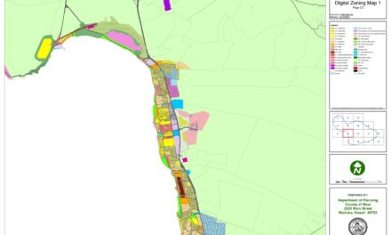 Digital Zoning Maps For Maui