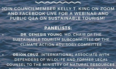 Watch the Sustainable Tourism Town Hall meeting