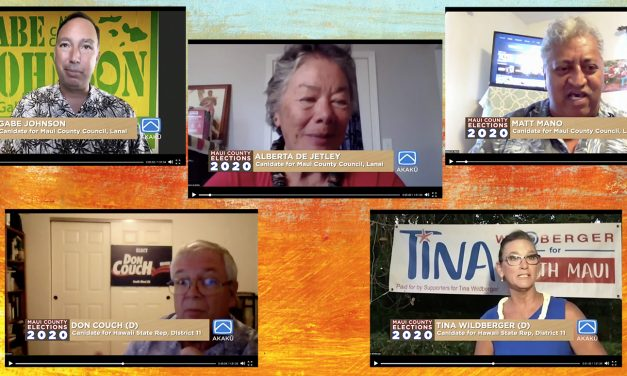 FIRST EVER KCA GENERAL MEMBERSHIP VIRTUAL MEETING WAS A CANDIDATE FORUM