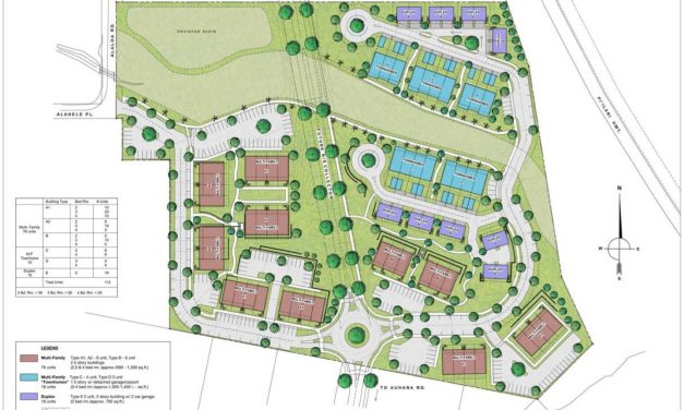 """New Kihei """"affordable"""" housing project presented to Design Review Committee"""