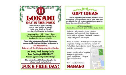 Lokahi 2018 on December 15!