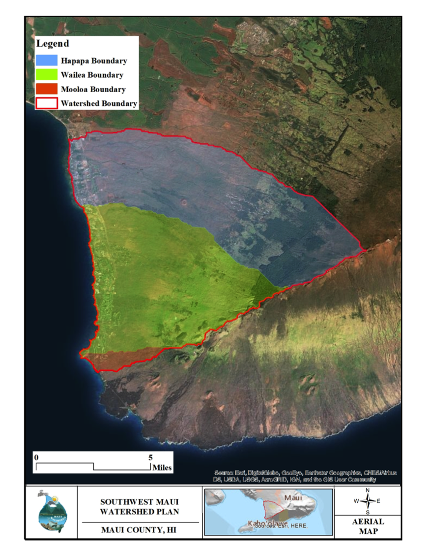 Badly needed: South Maui Watershed Plan